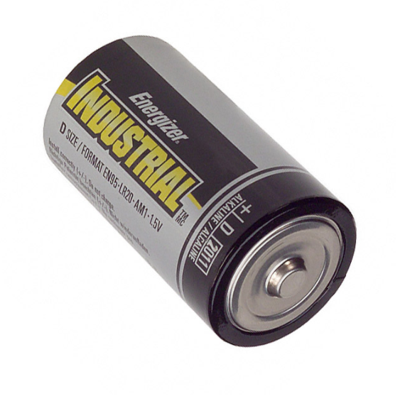 ENERGIZER INDUSTRIAL D CELL BATTERY