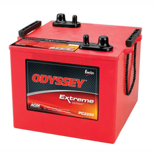 ODYSSEY Extreme Series Battery ODS-AGM6M (PC2250)
