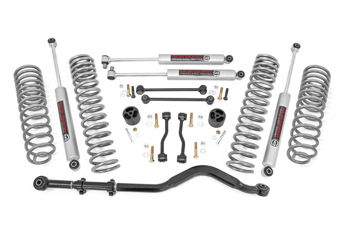 KIT DE SUSPENSIÓN JEEP 3,5"