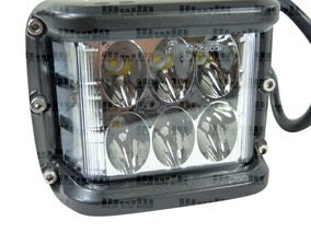 LUCES LED WORK 10W