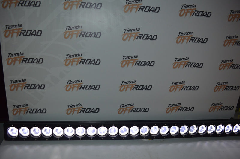 "BARRA LED CON OJO DE ANGEL (25"", 34"", 42"" y 50"" PULGADAS)"