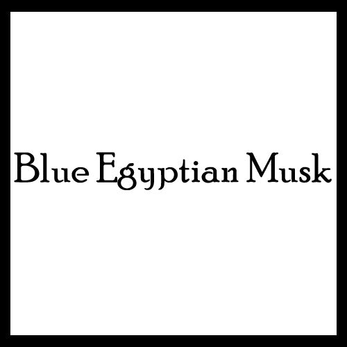 Blue Egyptian Musk Body Oils