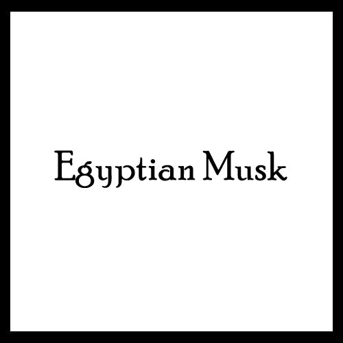 Egyptian Musk Body Oils