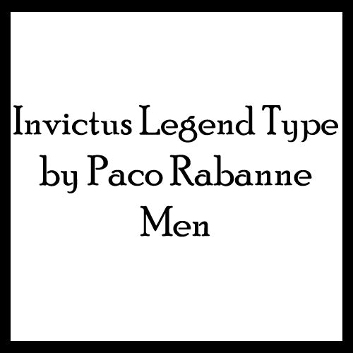 Invictus Legend Type Body Oils