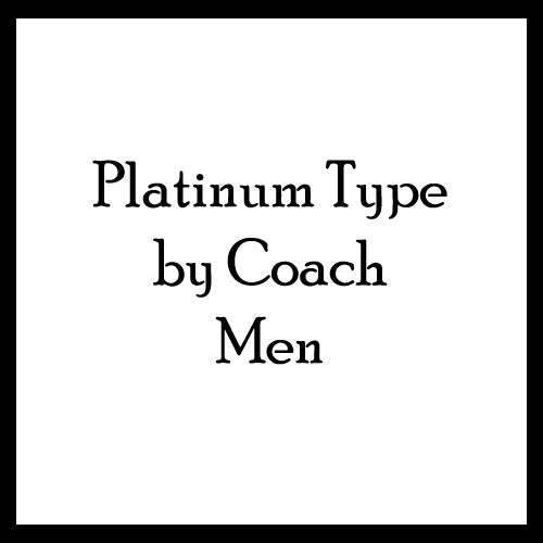 Platinum Type Men Body Oils