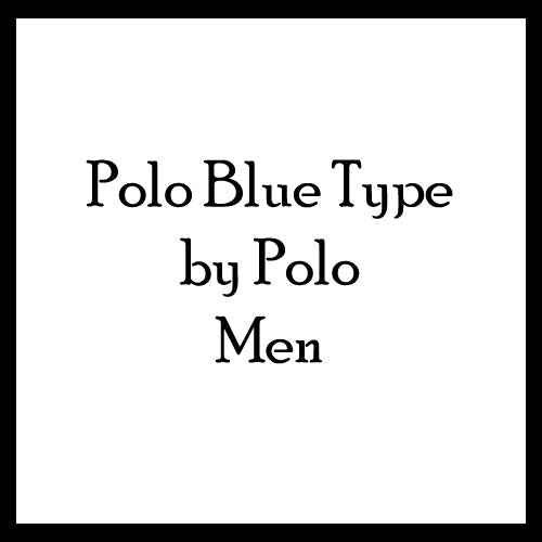 Polo Blue Type Body Oils