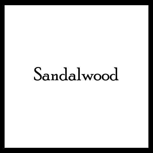 Sandalwood Body Oils