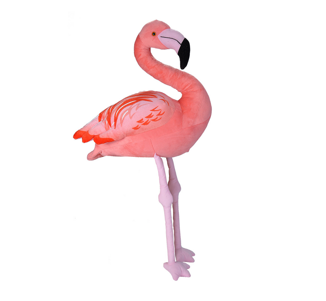 Knuffel Wild Republic Flamingo