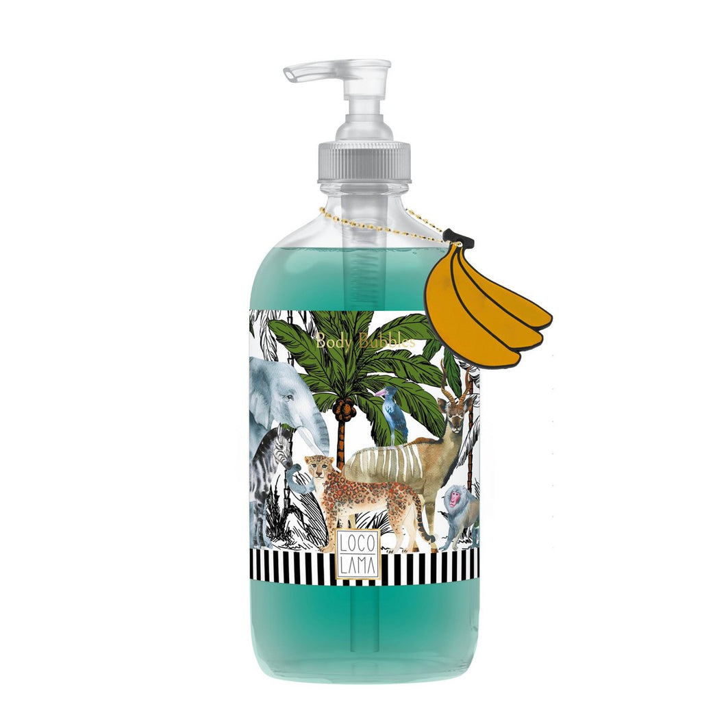 Bodywash safari