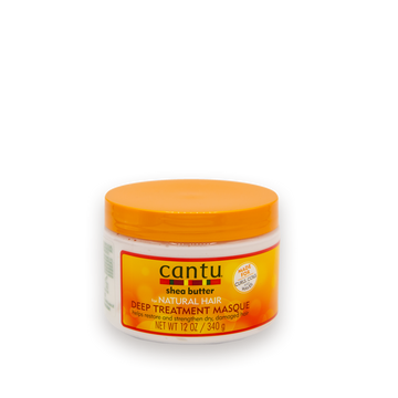 Cantu Natural Hair Deep Treatment Masca de păr hidratare și reparare intensă 340g