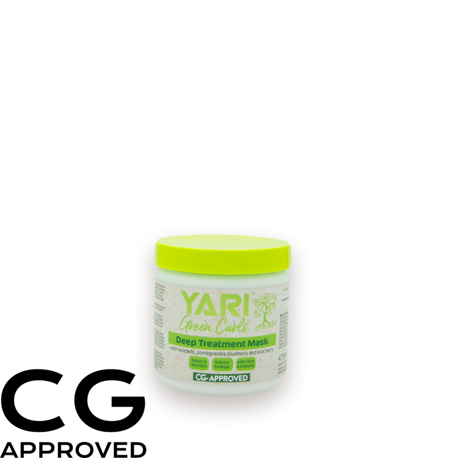 YARI Green Curls Mască Tratament hidratantă 475 ml