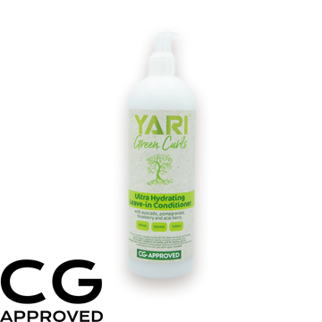 YARI Green Curls Leave-in ultra hidratant 500 ml