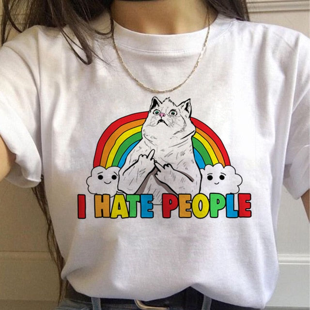 RAINBOW (I Hate People) - GreenSilly