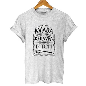 Avada Kedavra Bitch! - GreenSilly