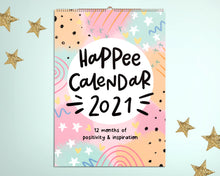 Load image into Gallery viewer, Happee Calendar 2021