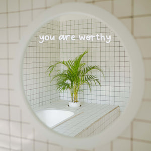 You are Worthy Decal