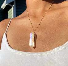 Load image into Gallery viewer, ON SALE! $40 OFF right NOW! The True Love Charm Crystal Necklace - Rose Quartz