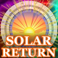 Your Solar Return Report & Chart