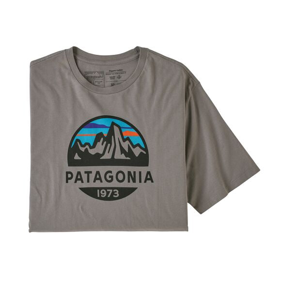 Patagonia® Men's Fitz Roy Scope Organic Cotton T-Shirt