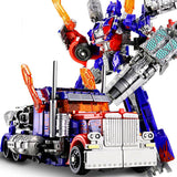 Transformers camion robot