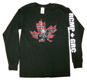 RCMP Long Sleeve T-Shirt