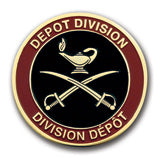 Depot Division Coin