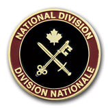 National Division Coin