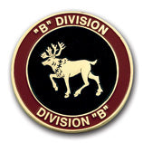 B Division Coin