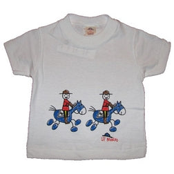 Mounties on Horses Infant T-Shirt