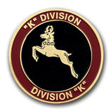 K Division Coin