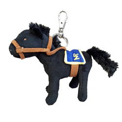 5 inch RCMP Mountie Clips plush toy