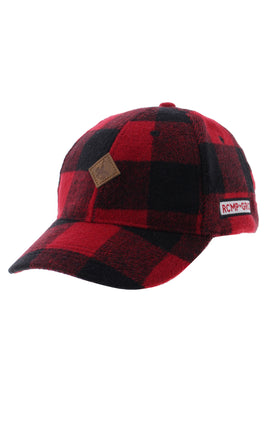 RCMP Plaid Cap