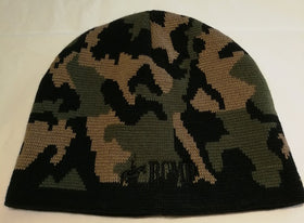 Camo RCMP Knit Toque