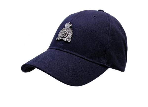 RCMP Cap with Pewter Crest