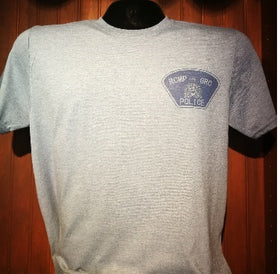 RCMP Flash Cotton T-Shirt