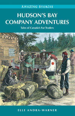 Hudson's Bay Company Adventures book