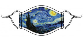 Face Mask Starry Night