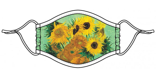 Face Mask Sun Flowers