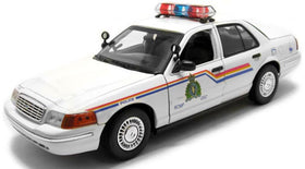 RCMP Car Crown Victoria Big Car