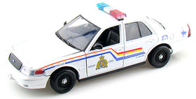 RCMP Car Crown Victoria