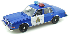 RCMP Car 1986 Dodge Diplomat