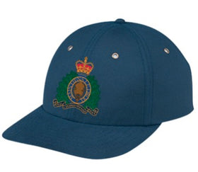 RCMP Crest Oil Skin Hat