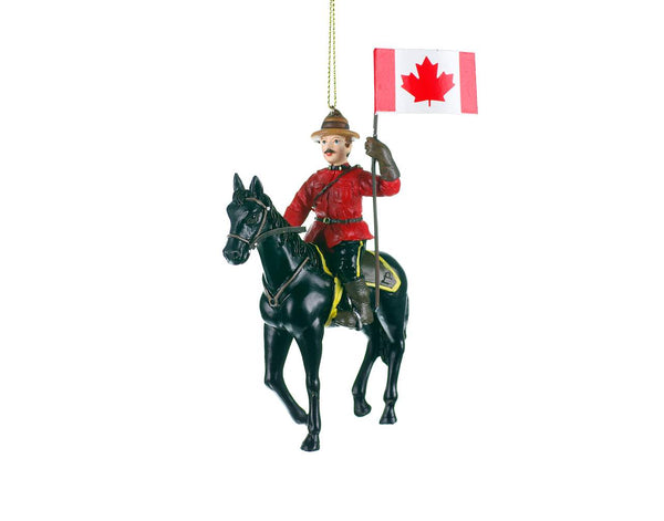 Musical Ride Ornament