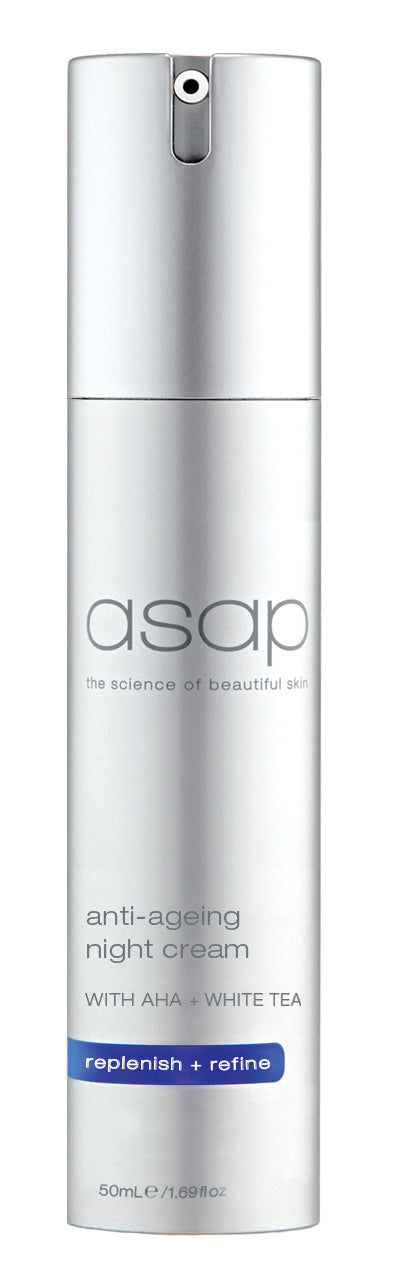 ASAP ANTI-AGEING NIGHT CREAM - 50ML