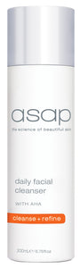 ASAP DAILY FACIAL CLEANSER 50ML - 200ML