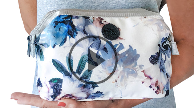 large toiletry bag for makeup and cosmetics