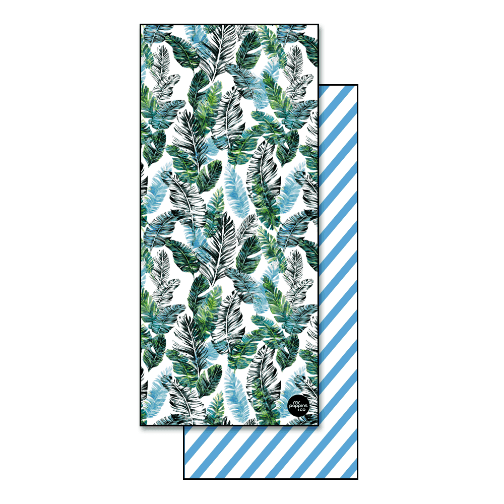 Footloose Sand Free Beach Towel - Feather