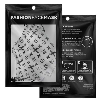 LV X EXCISION FACE MASK