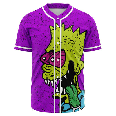 Zombie bart hype or die custom jersey