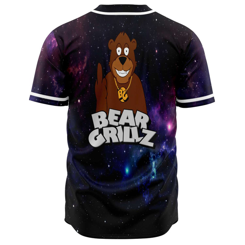Galaxy bear grillz jersey